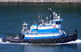 Tugboat Miss Morgan