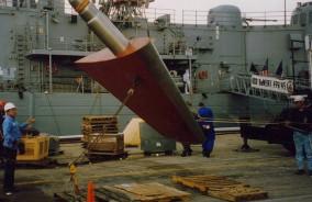 Underwater Ship Repairs
